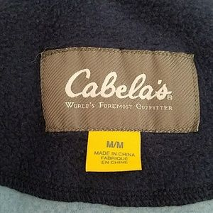 Cabela's Tops - Light Blue Cabela's Vest